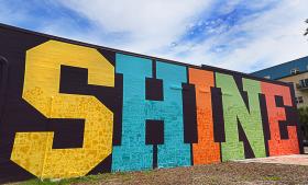 SHINE St. Pete Mural Festival